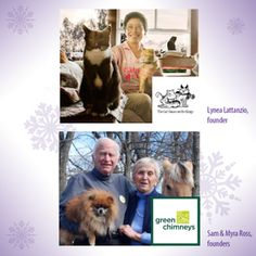 This holiday season, Wellness Pet Food is making a donation to The Cat  House on the Kings and Green Chimneys Farm and Wildlife Rehabilitation Center. Click to learn more about these charities & see how you can help (it's SUPER EASY)!!