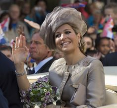 Queen Maxima Photos - Dutch Royals Continue Touring the Netherlands - Zimbio
