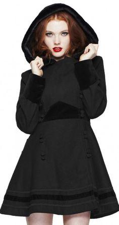 Sofia Coat - Outerwear - Womens