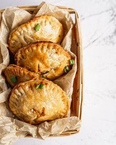 Sourdough Starter Discard Recipe, Sourdough Recipes, Sourdough Bread, Bread Recipes, Hand Pies, Caramelized Onions, Us Foods, Cooking Recipes, Meals