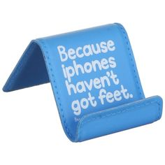 Iphones Haven't Got Feet Iphone Stand Candy Apples, Apple Candy, Iphone Stand, Card Case, Cards, Playing Cards