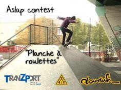 Contest de planche à roulettes by Aslap! - http://dailyskatetube.com/switzerland/contest-de-planche-a-roulettes-by-aslap/ - http://vimeo.com/17032541 contest de ouf à la praille! sponsors: Aslap, Doodah, 242, TranzportCast: Hamdi HagbergTags:  skate,  skateboard,  skateboarding,  aslap,  doodah,  tranzport,  242,  skate montage,  skate report,  dvx100,  vx1000  and vx2100