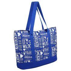 Kentucky Wildcats Women's Collage Tote Bag