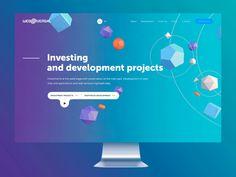 Web Universal. Submit a project by Nick Skorobogatko - Dribbble