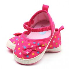 Pink polka dot ribbon by the roll | candy colors polka dots w ribbon pre walker shoe pink price rm27 90 ...