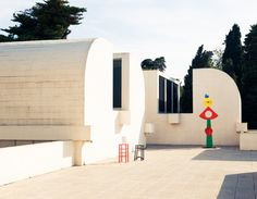 The Art Lover's Guide to Barcelona - FUNDACIÓ JOAN MIRÓ PARC DE MONTJUÏC