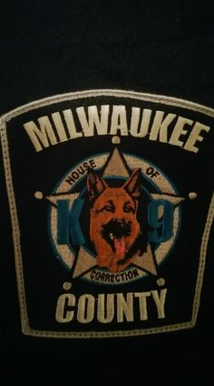 Milwaukee County House of Corrections K9