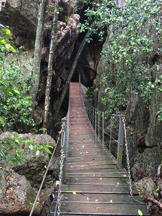 Capricorn caves qld