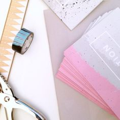 A little insight into the pretty chaos that is usually reigning on my desk. There's nothing better than spending your day up to your elbows in gorgeous stationery!    #paperarrowpress