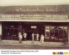 Kediri, Jawa Timur 1925