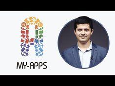 Как создать мобильное приложение самому с MyApps - YouTube