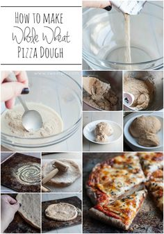 This fail proof whole wheat pizza dough recipe will have you creating delicious and healthy pizza crusts in no time at all and is the perfect Five Ingredient Friday recipe to start 2015 with! Well dearies (ok, confession time, I've been binge watching Once Upon A Timeand want to call everyone 'dearies' and 'love') the […]