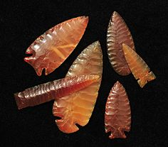 Woody Blackwell. Fire Opal from a mine in the Klamath Falls, OR, area.