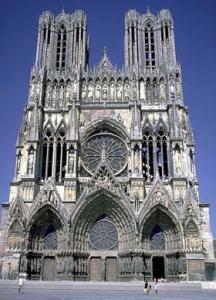 Cathédrale Notre-Dame de Reims   Monument Reims