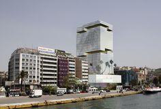 Piraeus Tower competition proposal / Arhiidea Architects