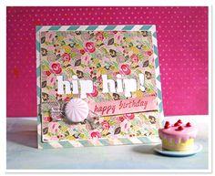 The Anticlockwise Fish: Birthday card