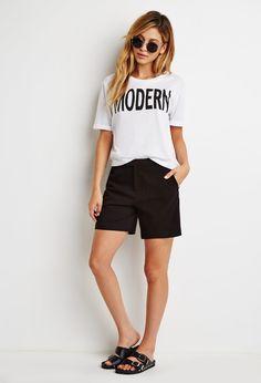 Modern Tee | Forever 21 - 2000173951
