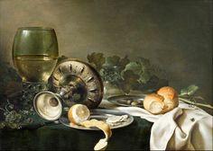 Willem Claeszoon Heda (1594 - 1680)