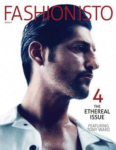 Fashionisto Issue 4 Tony Ward by Paul Scala styled Sonny Groo