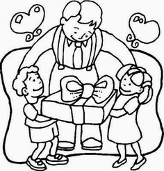 Desenhos para Colorir e Imprimir - Dia das Crianças Selecionei diversos desenhos bem legais para imprimir e colorir sobre o Dia das...