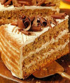 Vanilla Cake, Tiramisu, Cakes, Ethnic Recipes, Food Cakes, Pastries, Tiramisu Cake, Torte, Cookies