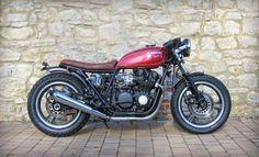 Peter's Kawasaki GPz750 - The Bike Shed