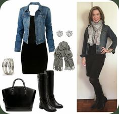 MeginTime: Fall Capsule Wardrobe Third Outfit Showcase: Inspiration from Pinterest