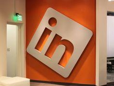 LinkedIn Orange Lobby Logo