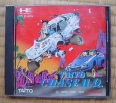 HE System PC Engine CD Japanese : Taito Chase H.Q. CLICK THE FOLLOWING LINK TO BUY IT ( IF STILL AVAILABLE ) http://www.delcampe.net/page/item/id,0371358507,language,E.html