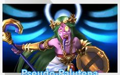 Pseudo Palutena, assist trophy - Super Smash Bros, Wii U. This really freaked me out when watching the SSB Direct, especially as I'm from the UK and watched it at 11pm
