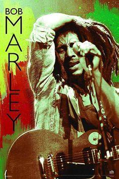 Bob Marley Pure and True Music Cool Wall Decor Art Print Poster Image Bob Marley, Bob Marley Legend, Reggae Bob Marley, Bob Marley Tapestry, Bob Marley Pictures, Marley Family, Marley And Me, Reggae Artists, Robert Nesta
