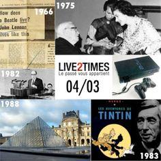 Les 04 mars, de 1945 à nos jours