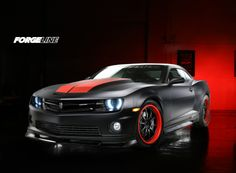 Red/black color scheme.