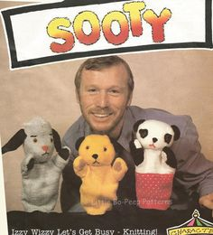 Sooty and Sweep and Puppets