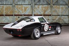 1965 Chevrolet Corvette Stingray » Pendine Historic Cars