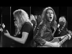 I think I like the version I have more but I really like these guys!! Kassidy - Stray Cat (Official Video) - YouTube