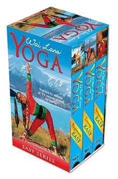 Wai Lana 662119 Yoga Video Tri-Pack Kit, 2015 Amazon Top Rated Starter Sets #Sports
