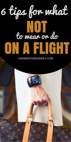 What to wear on an overnight flight_Travel Blog