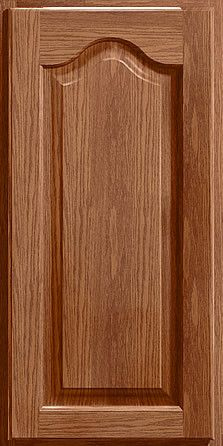 Merillat Masterpiece Cabinetry-Townley Cathedral Oak Rye from waybuild