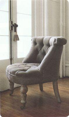 "beautiful design: ""julien chair"" from Jayson Home"