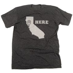 Here SF/Oakland Tee Men's, $19, now featured on Fab.