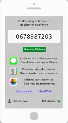 Est-il possible de pirater le téléphone portable de quelqu'un avec juste son numéro ?