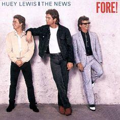 Jacob's Ladder - Huey Lewis & The News