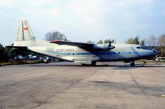 Aeroflot Antonov An-8 Osta