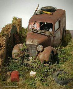 """Résultat de recherche d'images pour """"diorama camion"""""""