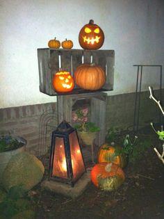 Bij de voordeur: herfst!