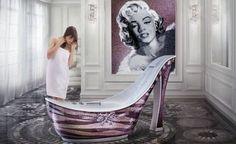 Unique bathtubs that would brighten up your bathroom
