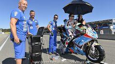 Vittorio Iannuzzo - Team Grillini Dentalmatic SBK - BMW S1000 RR - Superbike 2013 - USA Laguna Seca