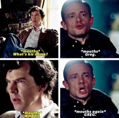 Shared by Find images and videos about sherlock, benedict cumberbatch and john watson on We Heart It - the app to get lost in what you love. Sherlock Holmes 3, Sherlock Cast, Sherlock Holmes Benedict Cumberbatch, Benedict Sherlock, Sherlock Fandom, Sherlock Quotes, Sherlock John, Jim Moriarty, Johnlock