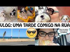 Vlog: Uma Tarde Comigo Na Rua! ๏ Lói Cúrcio